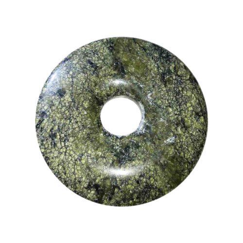 pi chinois donut jaspe kambamba 40mm