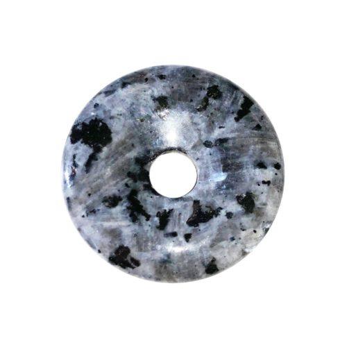 pi chinois donut larvikite 30mm