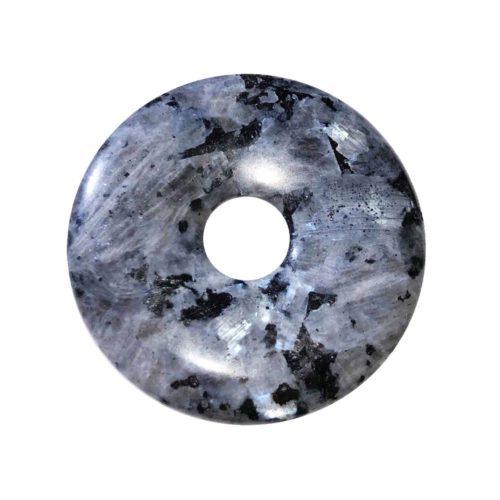 pi chinois donut larvikite 40mm