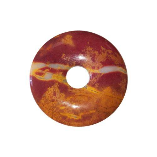 pi chinois donut mookaite 30mm