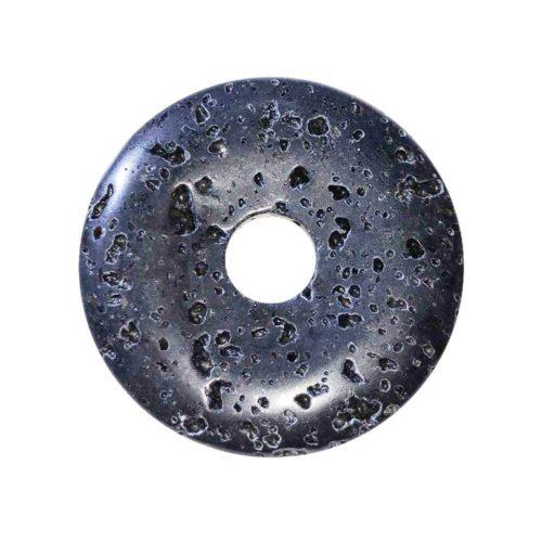 pi chinois donut pierre de lave 40mm