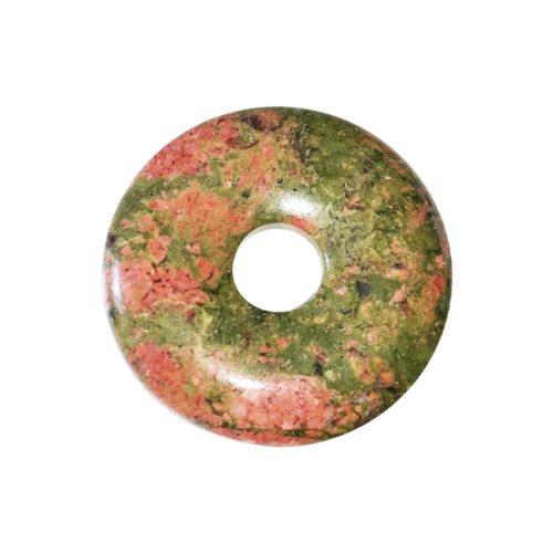 pi chinois donut unakite 30mm