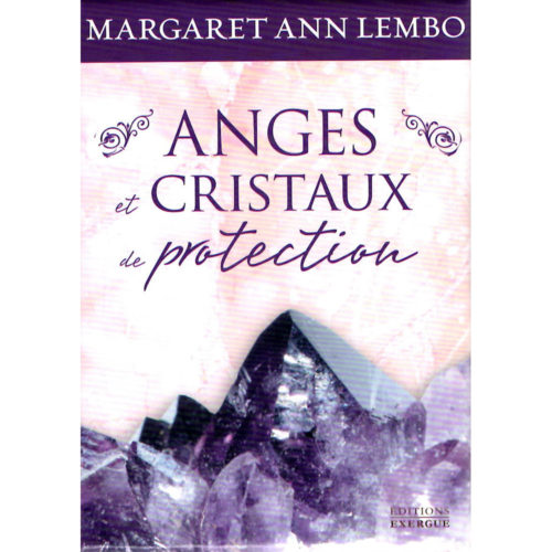 ange et cristaux de protection