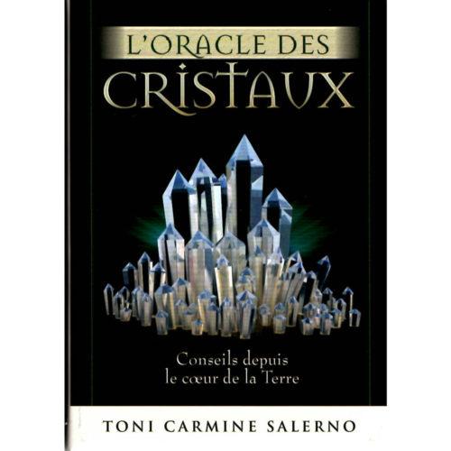 l'oracle des cristaux conseils depuis le coeur de la terre