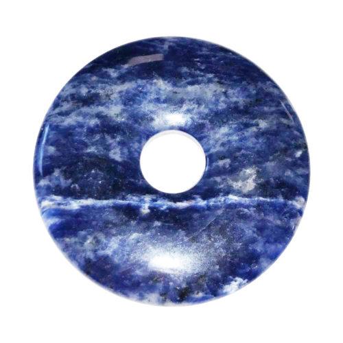pendentif sodalite pi chinois