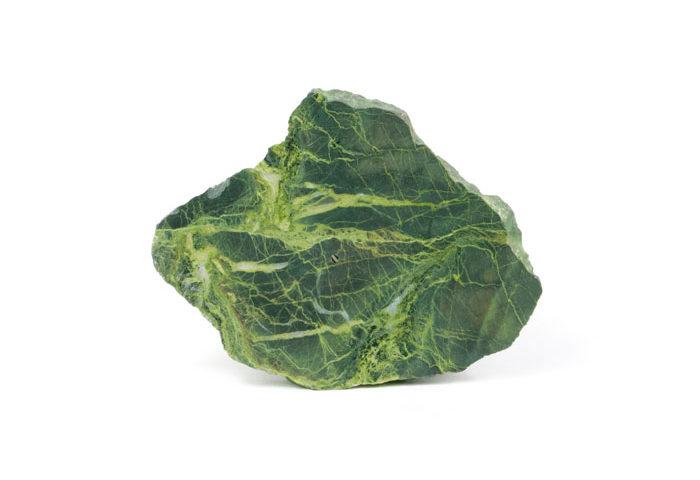 pierre jaspe vert