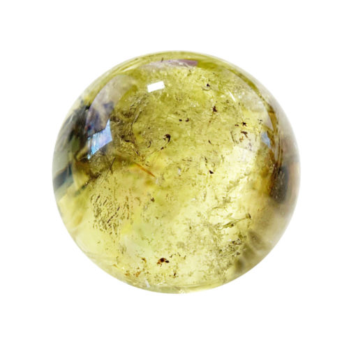 sphère citrine