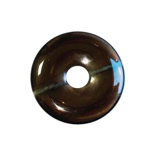 PI Chinois ou Donut Quartz fumé