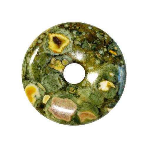 PI Chinois ou Donut Rhyolite verte