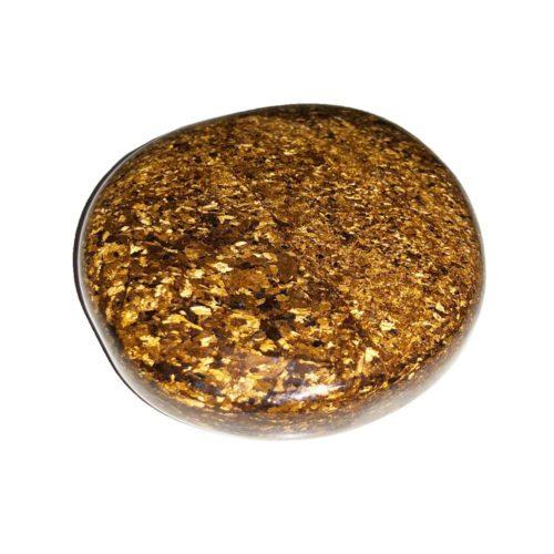 pierre plate enstatite