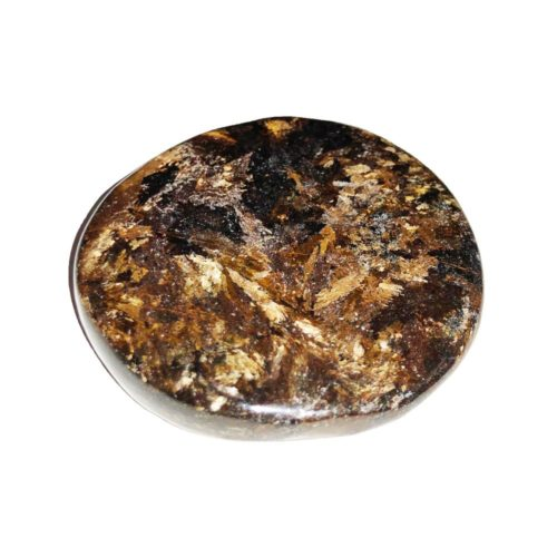 Pierre plate Bronzite