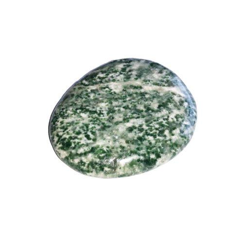 pierre plate serpentine foncée