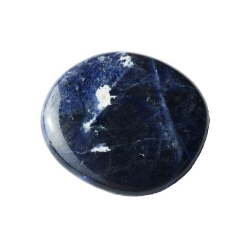 Pierre plate Sodalite