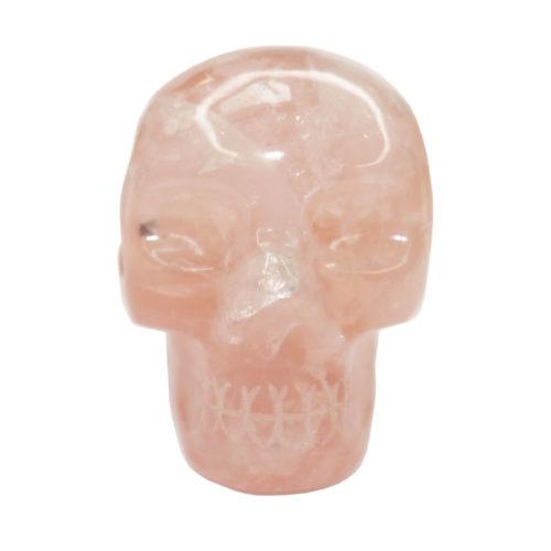 crane quartz rose taille L