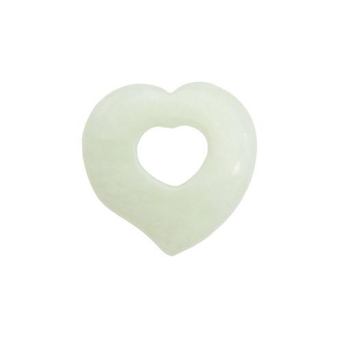 pi chinois ou donut jade coeur