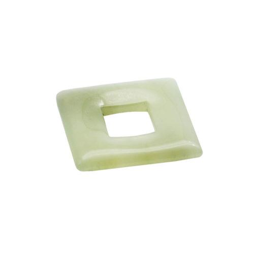 pi chinois ou donut jade petit carré