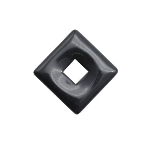 pi chinois ou donut onyx petit carré