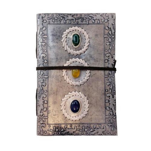 journal-intime-ou-cahier-en-cuir-3-pierres-12-x-22cm-04