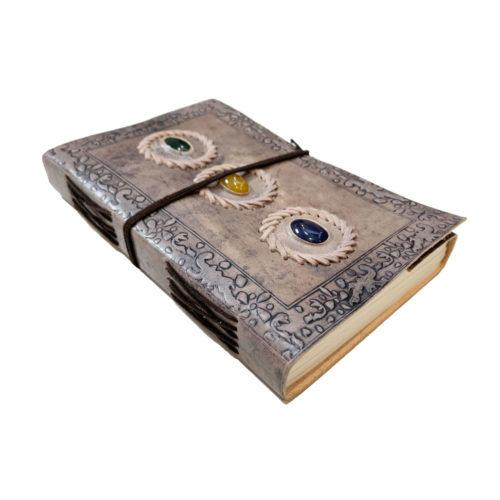 journal-intime-ou-cahier-en-cuir-3-pierres-12-x-22cm-05