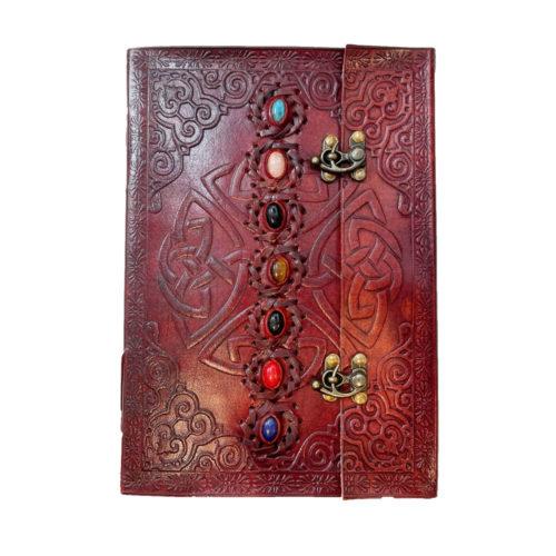 journal-intime-ou-cahier-en-cuir-7-chakras-15-x-17cm-01