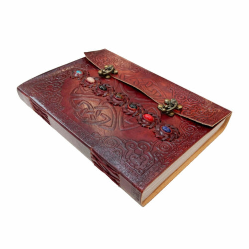 journal-intime-ou-cahier-en-cuir-7-chakras-15-x-17cm-02