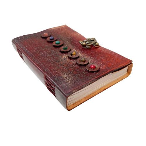 journal-intime-ou-cahier-en-cuir-7-chakras-15-x-21cm-02
