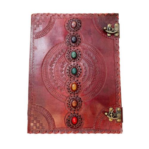 journal-intime-ou-cahier-en-cuir-7-chakras-25-x-33cm-01