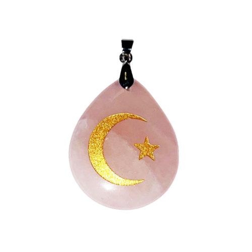 pendentif-quartz-rose-etoile-et-croissant-01